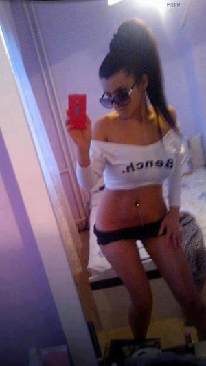 Looking for local cheaters? Take Celena from Point Roberts, Washington home with you